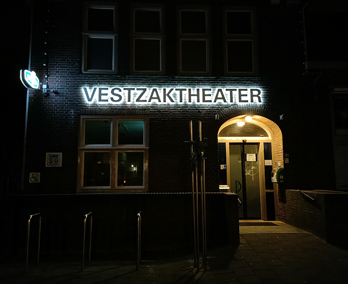 vestzak back lit led