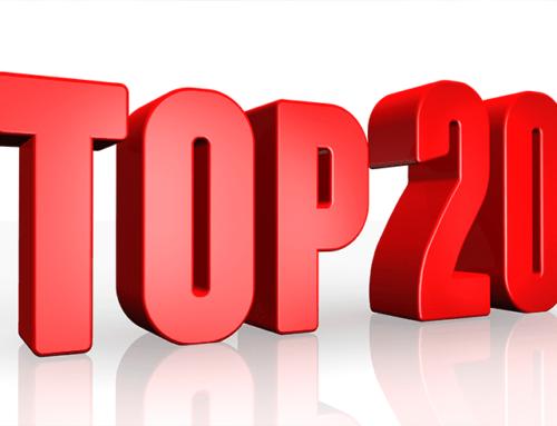 Top 20 beste fonts voor doosletters en reclameletters