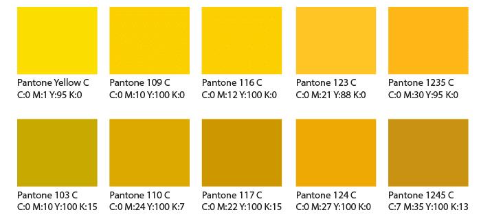 pms kleuren voor reclameborden en gevelreclame